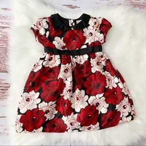 Gymboree Fancy Floral Dress